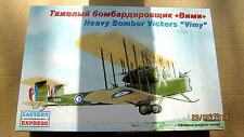 Vickers Vimy Bomber WWI   1/72 Eastern Express ( ex NOVO, ex  FROG)