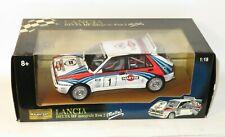 1/18 Lancia Delta HF Integrale Evo 2  Rally  Martini Racing