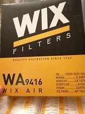 WIX WA9416 Car Air Filter Panel  C2687 CA9759 LX1474 Ford Ka