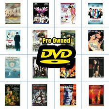 Dvd Movie Lot $3.50 Each You Pick Movies ($3 Shipping Total For Order) Great!