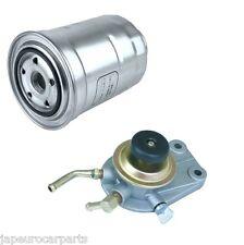 Si adatta NISSAN PATROL TERRANO X TRAIL Filtro Carburante Diesel Pompa Di Pressione PRIMER