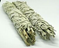 SALVIA ALPINIA CALIFORNIA WHITE  Sage Smudge Stick PREMIUM GRADE