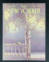 COVER ONLY ~ The New Yorker Magazine, June 29, 1981 ~ Jenni Oliver