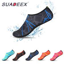 Men Water Shoes Barefoot Aqua Skin Socks Quick-Dry Beach Swim Sports Exercise US