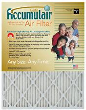 19-7/8x21-1/2x1 (Actual Size) Accumulair Gold Filter MERV 8 4-Pack