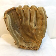 National Sporting Goods NSG Vintage Baseball Glove 7110 Professional Model 10.5""
