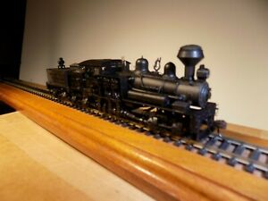 Roundhouse HO Scale Unlettered Pre-owned 3 Truck Shay Tested