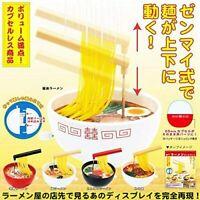 Kitan move Club! Ramen display Gashapon 5set complete mini figure capsule toys