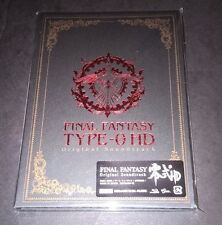 Final Fantasy Type-0 Hd Game Music Soundtrack Cd Square Enix Jp