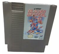 Blades of Steel (NES, 1988) Nintendo - CLEANED & TESTED - Cart Only