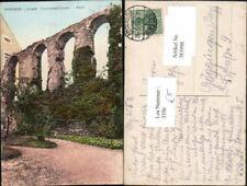 383998,Annaberg im Erzgebirge Franziskanerkloster Ruine