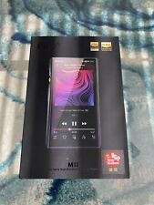 FiiO M11 High Resolution Digital Audio Player - Black