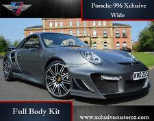 Porsche 996 Xclusive Wide Full Body Kit
