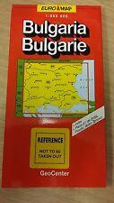 Bulgaria: GeoCenter Map (M13)