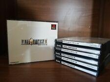 Playstation 1 - PS1 - JAP - NTSC-J - Final Fantasy IX