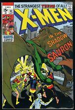 X-Men #60 F/VF   1st Appearance Sauron