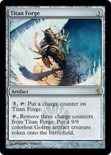 Mirrodin Besieged ~ TITAN FORGE rare Magic the Gathering card