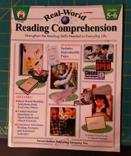 Real World Reading Comprehension Gr. 5-6 By Greta Forrer 2003
