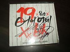KOREA CD/Junhyung (B2ST), Feeldog, LE (EXID) -SIGNED!