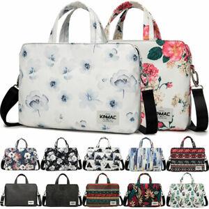 Women Men Laptop Bag Shoulder Messenger Case Shockproof 13 14 15 inch for Dell