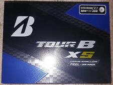 2018/19 Bridgestone Tour B XS Golf Balls 2 Dozen New in Box Free Priority Ship