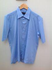 RAEL BROOK Blue Plain Pocket Shirt.  XL/XXL.  <N2270