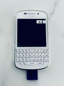 NEW BLACKBERRY Q10 - 16GB - WHITE+ (Unlocked) + ON SALE !!!