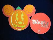 Walt Disney Pin HK Disneyland 2006 HKDL Halloween pin set LE300 pins