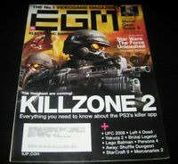 Vintage EGM Electronic Gaming Monthly Video Game Magazine NES PS 2008 issue 231