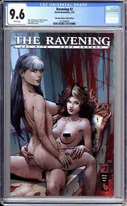 Avatar Boundless Ravening #2 CGC 9.6 Graded Alluring Century Variant CBCS