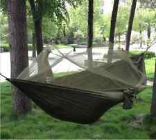 High Strength Parachute Material Olive Hammock edc Prepper BushCraft & Survival