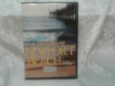 Beaches in Newport Beach, RARE DVD Big and Little Corona Balboa