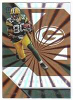 2016 Panini Unparalleled Rainbow Spokes Pattern #117 Donald Driver Packers