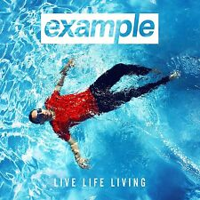 EXAMPLE - LIVE LIFE LIVING: CD ALBUM (July 7th 2014)