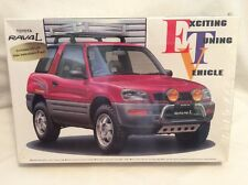 Aoshima TOYOTA RAV 4 L (RAV4L) 1/24 Scale Model Car Kit! New & Sealed! #196