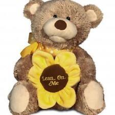 "CUDDLEBARN  BEAR sings ""LEAN ON ME"" . VERY CUTE.  CB96412"
