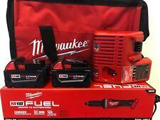Milwaukee M18 FUEL 1/4 in. Brushless Die Grinder Kit 2784-22