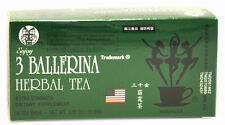 One BOX OF 3 Ballerina Herbal slimming Tea Dieters' Drink - BUY 2 GET 1 Free !