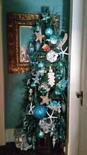 Ocean Beach Theme Christmas Tree Ornaments and Decoration Package