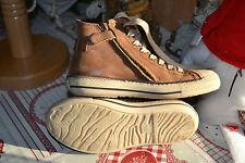chaussure hip botte garçon neuve tout cuir pointure 33  +100 euros+c jacadi off