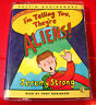 Jeremy Strong I'm Telling You They're Aliens 2-Tape UNABR Audio Bk Tony Robinson