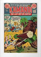 Kamandi, The Last Boy on Earth #5 (Apr 1973, DC) - Very Fine