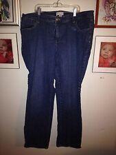 Venezia Jeans Size 22 Womens Plus Size   12L