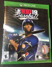 RBI Baseball 19 [ Lourdes Gurriel Jr Canadian Cover ] (XBOX ONE) NEW