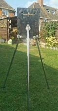 More details for vintage british seagull outboard motor dealers display stand