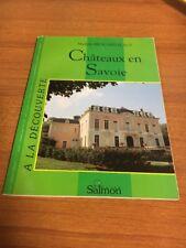 Petit Livre Châteaux En Savoie Brocard Plaut