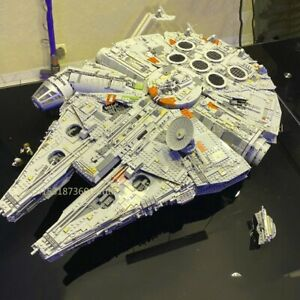 Star Wars Millennium Falcon 75192 Custom Model (Unbranded)