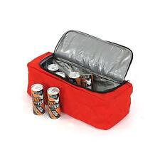 FUXTEC Kühltasche Rot für faltbarer Bollerwagen Gerätewagen Thermo Kühlbox