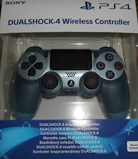PlayStation 4 Controller Original TITAN BLUE wireless Dual Shock NEU