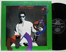 Steve Coleman and Five Elements World espansione NM # 45